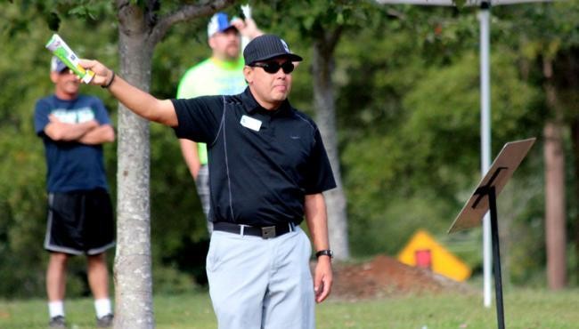 PDGA Executive Director Brian Graham's tenure has been marked by growth. Photo: PDGA